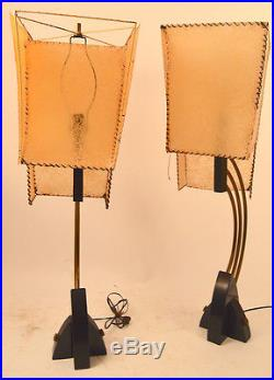 Pair Majestic Table Lamps